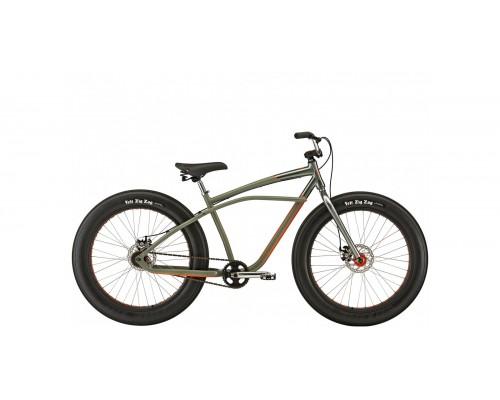 Велосипед Felt Cruiser El Nino, army metal 1sp