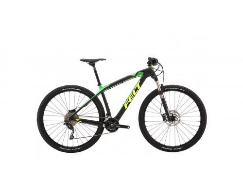 Велосипед Felt NINE 5 Matte Carbon (chartreuse, green), 29 дюймов