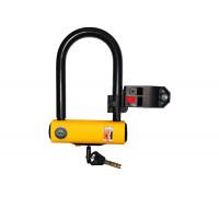 Купить Замок Gartex U-lock для велосипеда с креплением в Украине