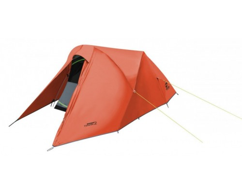 Палатка HAWK 2 mandarin red