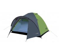 Купить Палатка HOVER 4 spring green/cloudy grey в Украине