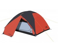 Палатка Covert 2 WS mandarin red/dark shadow