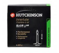 Камера Hutchinson CH 26X2.30-2.85 VF (велонипель) 48 MM