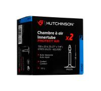 Набор камер с герметиком Hutchinson CH LOT 2 700X20-25 VF (велонипель)