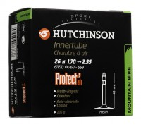 Камера Hutchinson CH 26X1.70-2.35 VF (велонипель) PROTECT