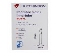 Камера Hutchinson CH 700X18-25 VF (велонипель) 48 MM