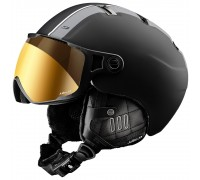 Шлем горнолыжний со съемной маской Julbo, Sphere black/grey