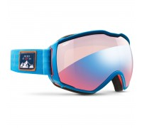 Маска горнолыжная Julbo, AEROSPACE BLACK ZLR FL BLUE