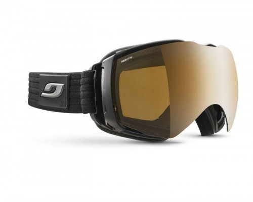 Маска горнолыжная Julbo, AEROSPACE NOIR RV High Mountain 2-4 Grey