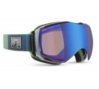 Маска горнолыжная Julbo, AEROSPACE GREEN/GREY CAMELEON
