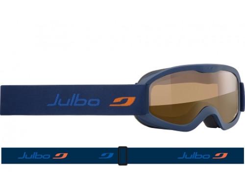 Маска горнолыжная подростковая Julbo, PROTON dark blue