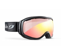 Маска горнолыжная Julbo, ELARA black Zebra Light red