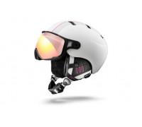 Шлем горнолыжний со съемной маской Julbo, Sphere white