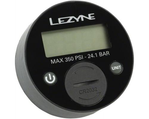 """Манометр Lezyne 350 PSI DIGITAL GAUGE 3.5"""" черный"""