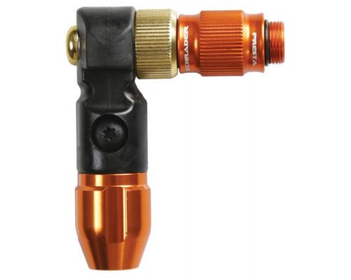 Головка насоса Lezyne ABS-1 Pro HV оранжевый