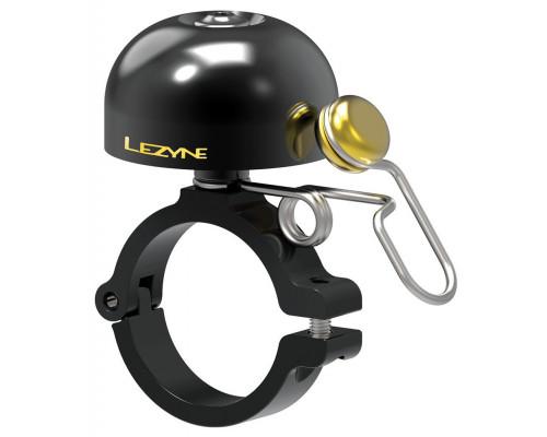 Звонок Lezyne CLASSIC BRASS BELL- Hard Moun Черный