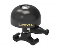 Звонок Lezyne CLASSIC BRASS ALL BLACK BELL Черный