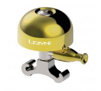 Звонок Lezyne CLASSIC BRASS BELL, Серебристый