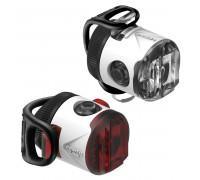 Комплект света Lezyne FEMTO USB DRIVE PAIR Белый 15/5 люменів
