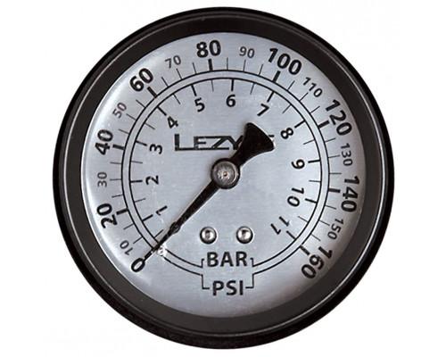Манометр Lezyne 160 PSI Gauge черный