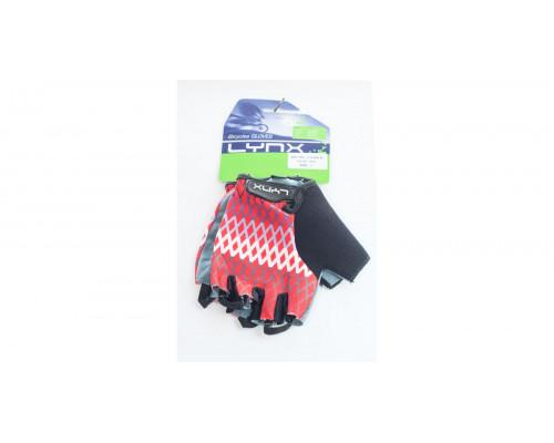 Велоперчатки Lycra Red