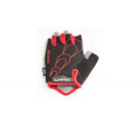 Велоперчатки Lynx Race Black/Red