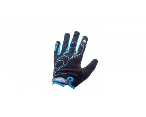 Велоперчатки Lynx All-Mountain, Black/Blue