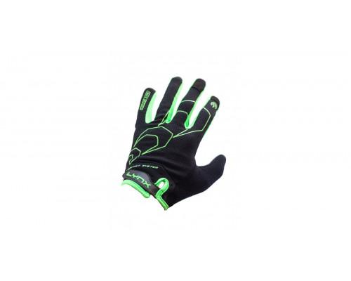 Велоперчатки Lynx All-Mountain, Black/Green