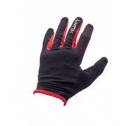 Велоперчатки Lynx Trail, BR Black/red