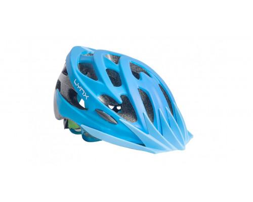 Шлем велосипедный Lynx Spicak Matt Blue