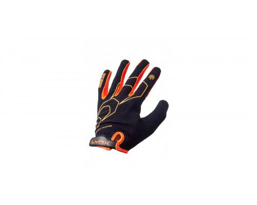 Велоперчатки Lynx All-Mountain, Black/Orange