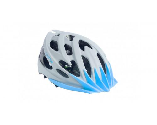 Шлем велосипедный Lynx Spicak Matt Grey