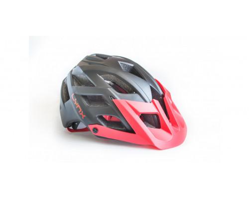 Шлем велосипедный Lynx Chamonix Black