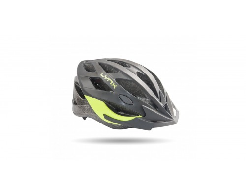 Шлем велосипедный Lynx Whistler Matt Black