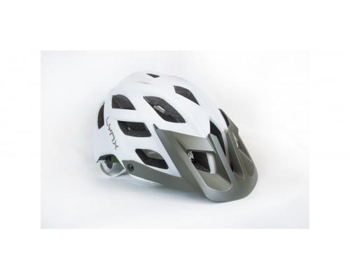Шлем велосипедный Lynx Chamonix white