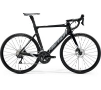 Велосипед шоссейный Merida, REACTO DISC 4000, GLOSSY BLK/MATT BLK, 2020