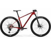 "Велосипед горный 29"" Merida, BIG.NINE XT, GLOSSY SPARKLING RED(DARK RED), 2020"