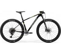 """Велосипед горный 29"""" Merida, BIG.NINE 8000, UD+TRANSPARENT GREEN(GREEN), 2020"""