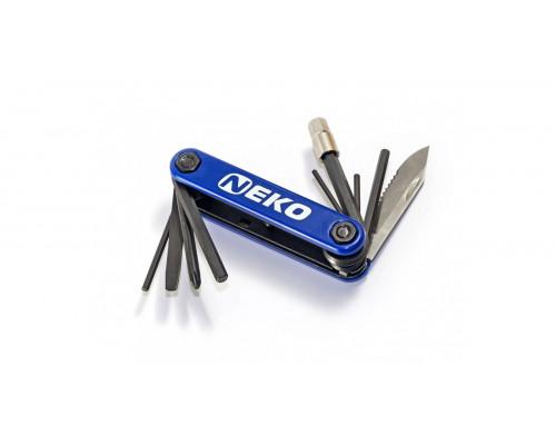 Мультитул NEKO NKT-23 9 функций + нож