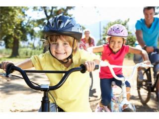 Выбор размера детского велосипеда