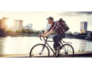 Польза велосипеда в повседневной жизни