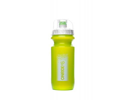Фляга ONRIDE Sonora 600 ml зеленая с колпачком