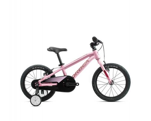 Детский велосипед Orbea, MX 16, Pink-Blue, 2020