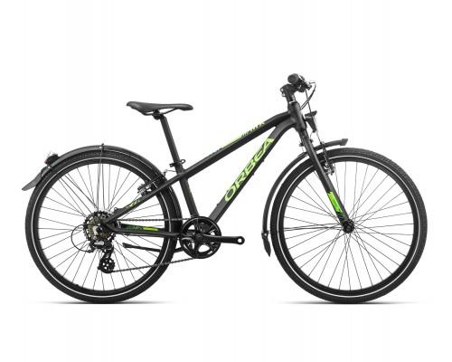 Подростковый велосипед Orbea, MX 24 Park, Black-Green, 2020
