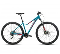 "Велосипед горный Orbea MX ENT 40, 29"", Blue-Red, 2020"