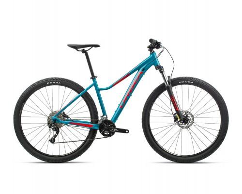 """Велосипед горный Orbea MX ENT 40, 29"""", Blue-Red, 2020"""