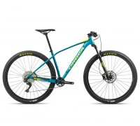 "Велосипед горный Orbea Alma H50, 27 ,5"", Blue-Yellow, 2020"