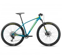 "Велосипед горный Orbea Alma H30, 29"", Blue-Yellow, 2020"