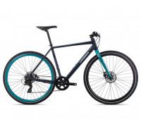 Велосипед городской Orbea Carpe 40, Blue-Turquoise, 2020