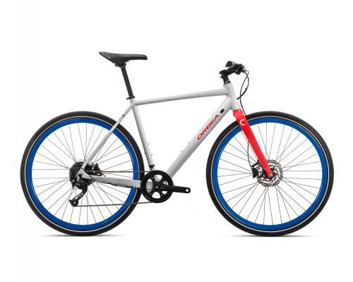 Велосипед городской Orbea Carpe 20, White-Red, 2020
